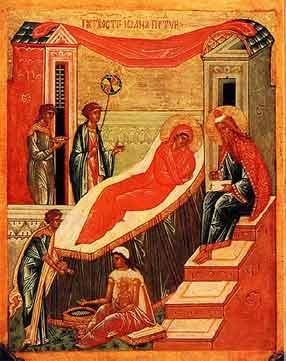 /Протоереј Антониј Петрушевски: Не бој се, Захарија, зашто се услиша твојата молба...