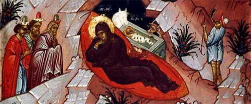 О. Стефан Фриман - Божик е. Со нас е Бог