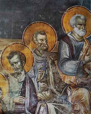 БEСEДА  За Христа какo Давидoв пoдмладoк