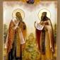 Свети рамноапостолни Методиј и Кирил, Учители Словенски