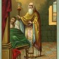 Преп. Пајсиј Светогорец:Царе, имав јас злато и сребро и друг имот, но сè оставив заради Христос