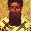 Архиепископ Василиј (Кривошеин):Аскетското и богословско учење на свети Григориј Палама (1)