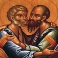 Акатист на светите првоврховни апостоли Петар и Павле