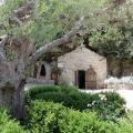 Пештерната црква на Свети Павле во Неа Фокеа, Халкидики (13.07.2020)