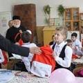 Романска епархија донираше школски прибор за повеќе од 4.000 сиромашни деца (13.09.2019)