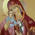 Свети Григориј Палама:  Од Неа направил мешавина од сите божествени, англески и човечки совршенства