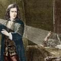 Исак Њутн – длабоко побожен во христијанската вера