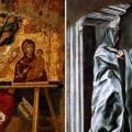 Христоликиот (авто)портрет на Доменикос Теотокопулос Ел Греко