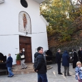 Божествена Литургија во храмот на св.Јован Крстител, н.Капиштец,Скопје (11.11.2018)