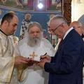 Осветување на нова црква во Бутел, Скопје (06.10.2019)
