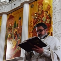 Божествена Литургија во храмот Рождество на Пресвета Богородица, Скопје (21.02.2020)