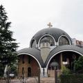 Божествена Литургија во храмот Соборен храм, Скопје (23.05.2020)