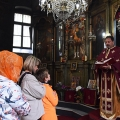 Божествена Литургија во храмот на св. вмч. Димитриј, Скопје (31.05.2020)