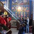 Божествена Литургија во храмот на св.Јован Крстител, н.Бутел,Скопје (01.11.2020)