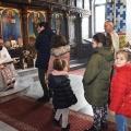 Божествена Литургија во храмот на св-те. Петар и Павле,н.Лисиче, Скопје (07.02.2021)