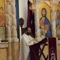 Божествена Литургија во храмот на св.Три Јерарси, о.Центар, Скопје (03.06.2021)