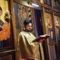 Божествена Литургија во храмот на св.Јован Крстител, н.Капиштец,Скопје (13.06.2021)