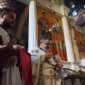 Божествена Литургија во храмот Рождество на Пресвета Богородица, Скопје (30.07.2021)